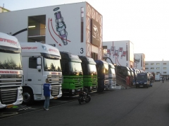 Truck line