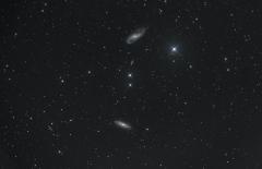 NGC4527 NGC4536