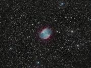 M27 The Dumbbell Nebulae