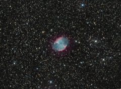 M27 The Dumbbell Nebulae
