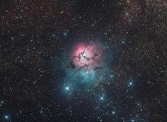 M20 Trifed Nebulae