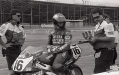 Yamaha with Kipp