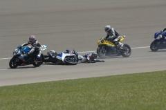 Fontana crash test