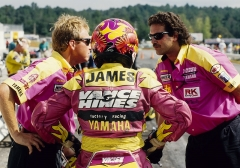 V&H 1994 with Jamie James