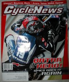 CN cover