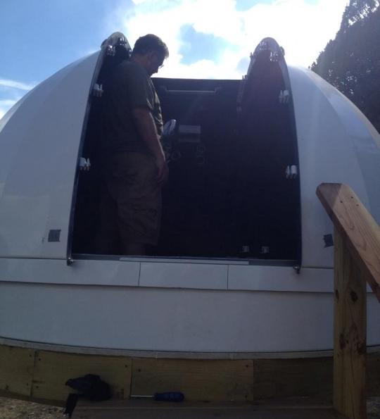 Dome 2 build