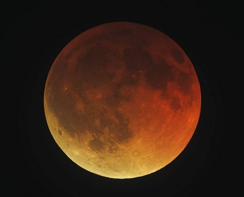 Lunar Eclipse 2014
