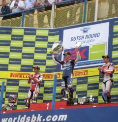 Race 1 win !!