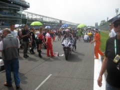 Coming to grid