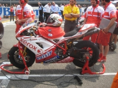 Fabrizio's bike
