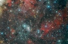 LBN261 Lynds Bright Nebulae