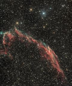 NGC6992 Veil Nebulae